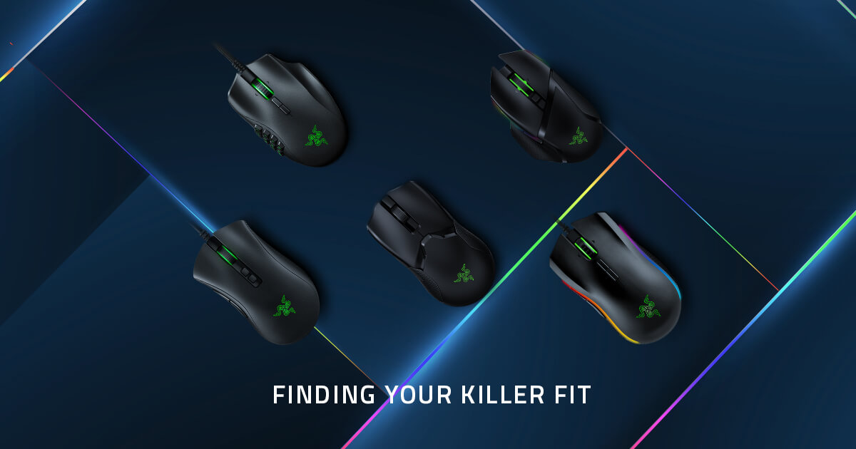 Choose the Mouse that Suits You